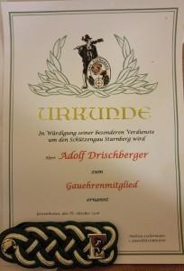 Ehrung Drischberger Adolf (2)