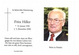 Fritz Hiller