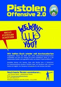 Pistolen Offensive 2.0
